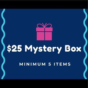 Mystery Box of Up to TEN Items!!!